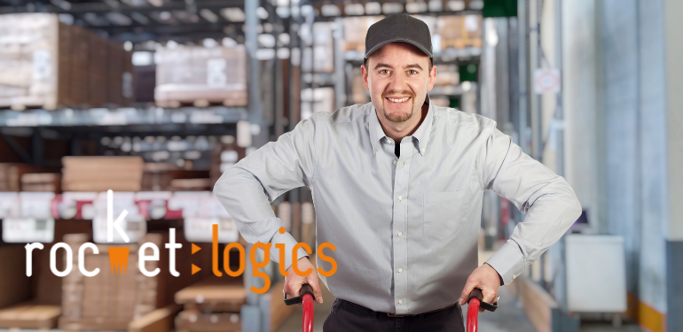 Leading UK Grocery Distribution business selects Rocket to implement Rocket:Logics